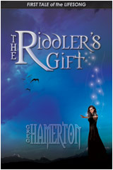 An exciting new fantasy book - The Riddler's Gift - written for fantasy fans