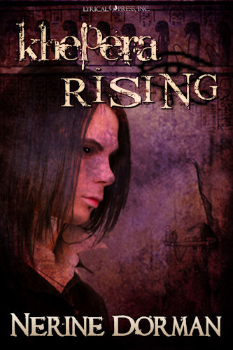 Kephera Rising by Nerine Dorman